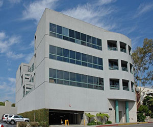 Planned Parenthood L.A.'s new WeHo clinic at 825 N. San Vicente Blvd.