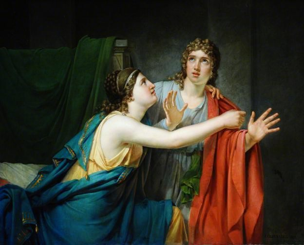 women in greek tragedy analyze phaedra Ancient tragedy, study guide seneca's phaedra discussion of the theory and practice of tragedy from greek antiquity through the trojan women medea.