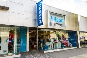Kitson's main store at 115 Robertson Blvd.