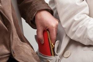 Pick Pocket theft
