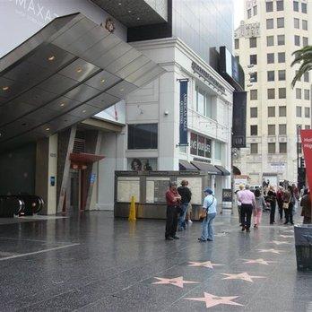 Metro's Hollywood/Highland station.