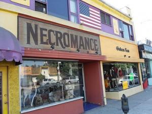 Necromance, 7222 Melrose Ave.