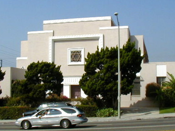 Hollywood Temple Beth El at 1317 N. Crescent Heights Blvd.