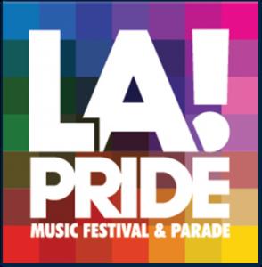 LA Pride 2016 logo
