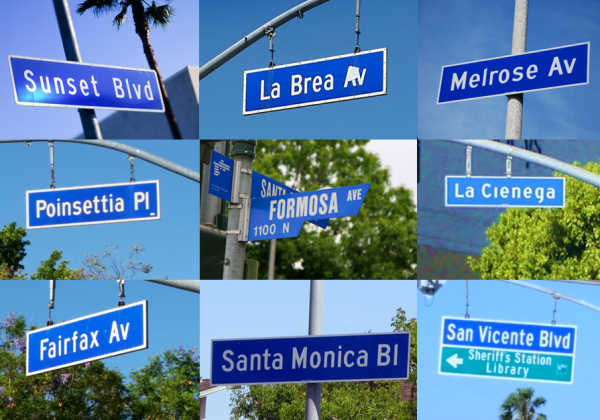 Street Sign Montage4