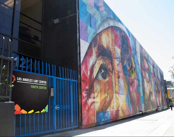 LA LGBT Youth Center on Highland