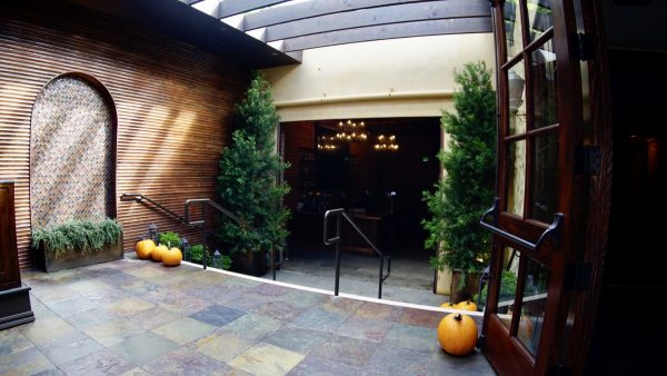 Entrance to The Chapel dance floor. (Photos courtesy of The Abbey/The Chapel.)