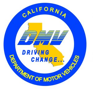 dmv logo, department of motor vehicles