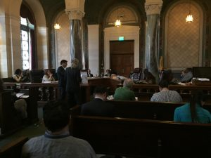 L.A. City Council Planning and Land Use Management Committee meeting