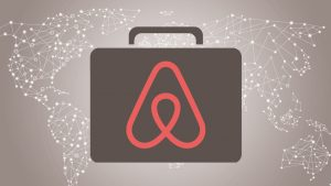 Airbnb for Business logo