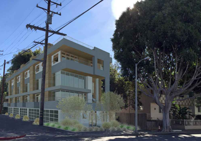 1048 Curson Ave. (Neiman Group)
