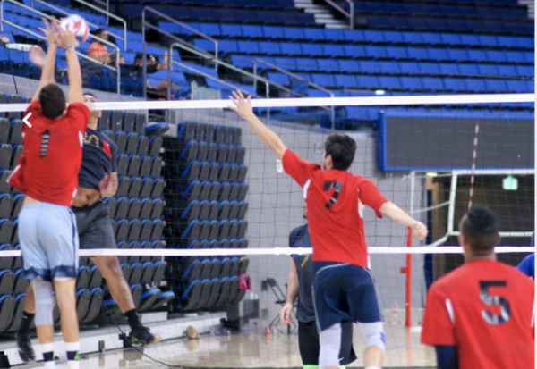 Los Angeles Volleyball Organization