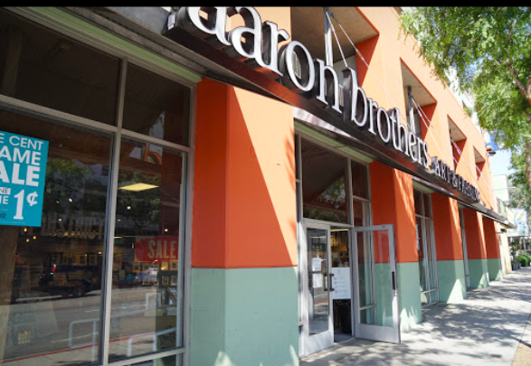 WeHo\'s Aaron Brothers Framing Store Is Closing - WEHOville