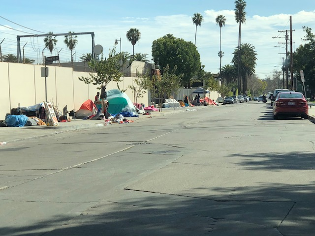 WeHo Residents Turn Out to Address Crime on the Eastside and the