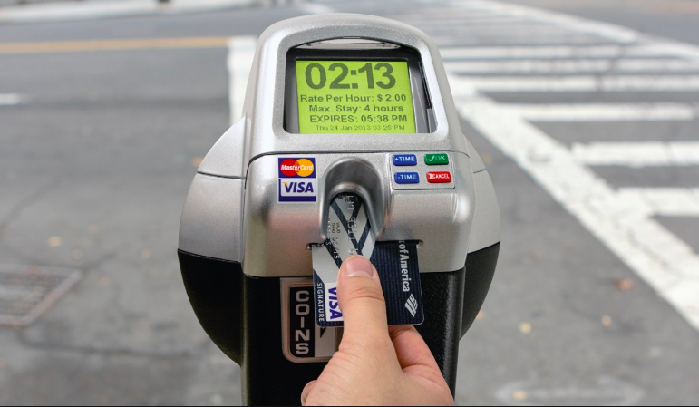 ouch weho parking meter fees jumped by a third today wehoville