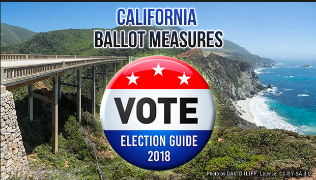 Election 2018: Here's a voter guide to California's 11 ...