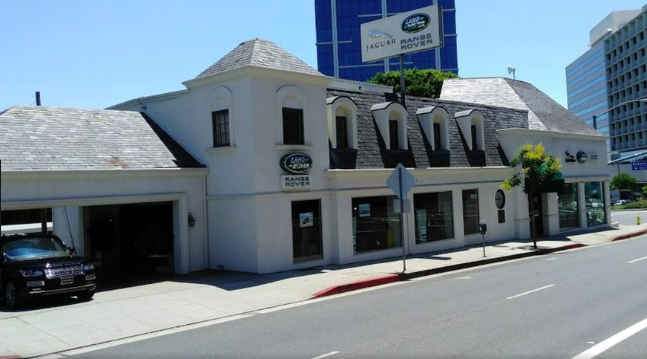 Hornburg Land Rover >> Hornburg Weho S Luxury Car Dealer Plans To Move To L A S