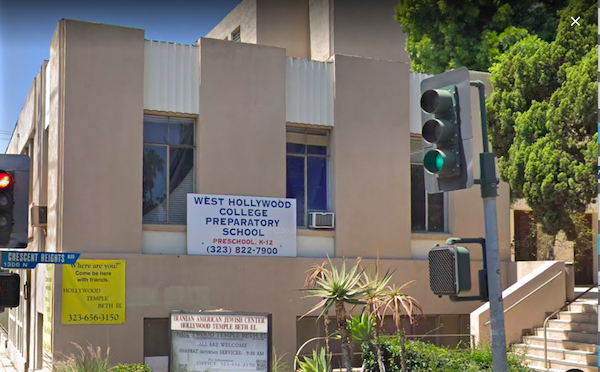 WeHo College Prep School Director Indicted in National College