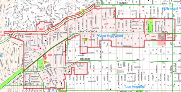 Crime Still Climbs in WeHo, With Vehicle Burglaries Up 134% in February